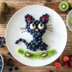 Çocuklar için Meyve Tabağı 26
