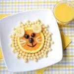 Çocuklar için Meyve Tabağı 27
