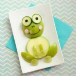 Çocuklar için Meyve Tabağı 2