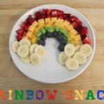 Çocuklar için Meyve Tabağı 32