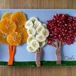 Çocuklar için Meyve Tabağı 33