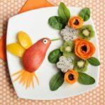 Çocuklar için Meyve Tabağı 34