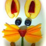 Çocuklar için Meyve Tabağı 35