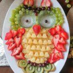 Çocuklar için Meyve Tabağı 39