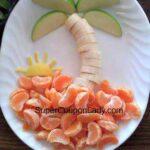 Çocuklar için Meyve Tabağı 40
