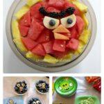 Çocuklar için Meyve Tabağı 43