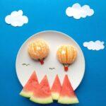 Çocuklar için Meyve Tabağı 48