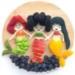 Çocuklar için Meyve Tabağı 4