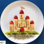 Çocuklar için Meyve Tabağı 49