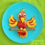 Çocuklar için Meyve Tabağı 52