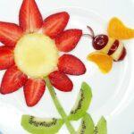 Çocuklar için Meyve Tabağı 53