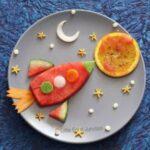 Çocuklar için Meyve Tabağı 66