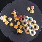 Çocuklar için Meyve Tabağı 6