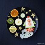 Çocuklar için Meyve Tabağı 69