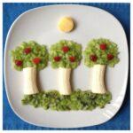 Çocuklar için Meyve Tabağı 74