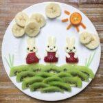 Çocuklar için Meyve Tabağı 77