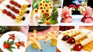 Çocuklar için Meyve Tabağı 83