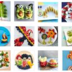 Çocuklar için Meyve Tabağı 84