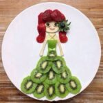 Çocuklar için Meyve Tabağı 8