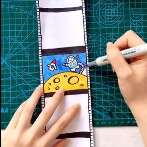 Kartondan Fotoğraf Makinesi Yapımı