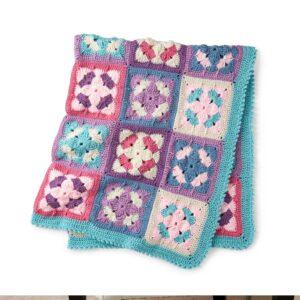 Motifli Bebek Battaniyesi Yapımı 1