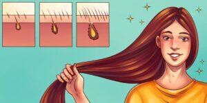 Saç Bakımı Doğal Yöntemler 2