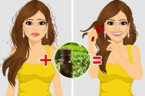 Saç Bakımı Doğal Yöntemler 3