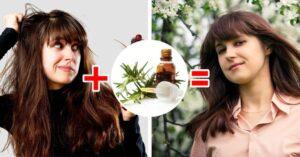 Saç Bakımı Doğal Yöntemler 6