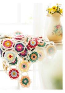 Bebek Battaniyesi Örgü Modelleri Yapılışı 8