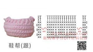 Bebek Patik Örnekleri ve Yapılışı Anlatımlı 5