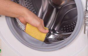Çamaşır Makinesini Temizlemenin En Kolay Yolu