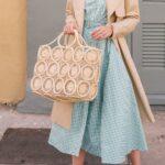 Hasır Çanta Modelleri 20