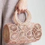 Hasır Çanta Modelleri 4