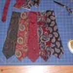 Kravattan Çanta Yapımı 16