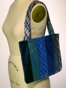 Kravattan Çanta Yapımı