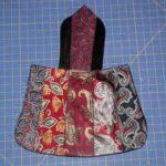 Kravattan Çanta Yapımı 33
