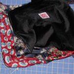 Kravattan Çanta Yapımı 39
