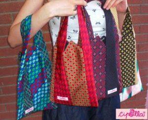 Kravattan Çanta Yapımı 42