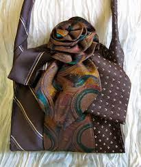 Kravattan Çanta Yapımı 43