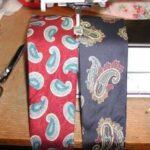 Kravattan Çanta Yapımı 7