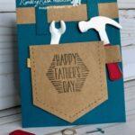 Okul Öncesi Babalar Günü Etkinlikleri 15