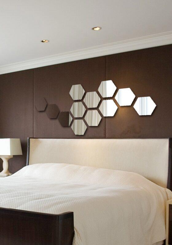 Yatak Odalarına Özel Dekoratif Ayna Modelleri 1