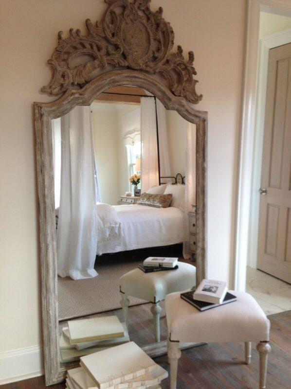 Yatak Odalarına Özel Dekoratif Ayna Modelleri 17