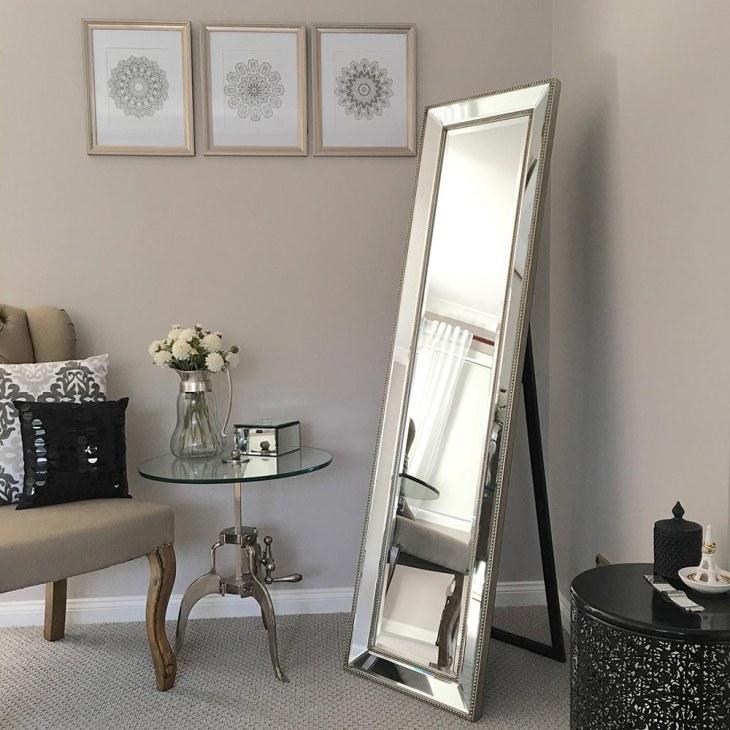 Yatak Odalarına Özel Dekoratif Ayna Modelleri 19