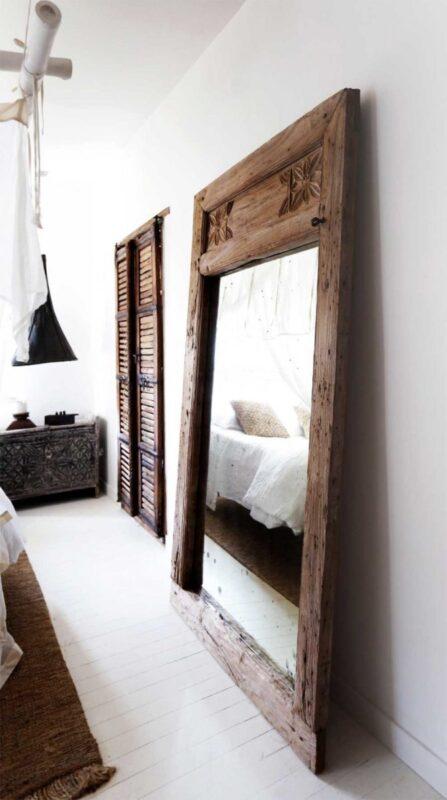 Yatak Odalarına Özel Dekoratif Ayna Modelleri 20