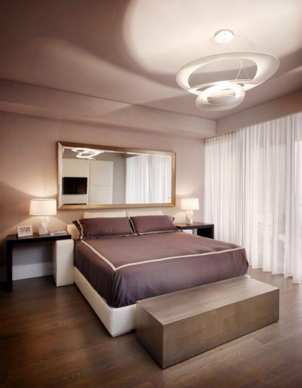 Yatak Odalarına Özel Dekoratif Ayna Modelleri 22