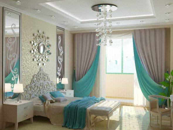 Yatak Odalarına Özel Dekoratif Ayna Modelleri 23