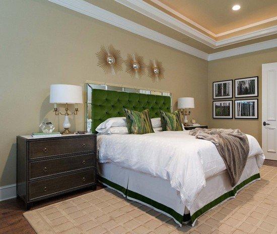 Yatak Odalarına Özel Dekoratif Ayna Modelleri 24