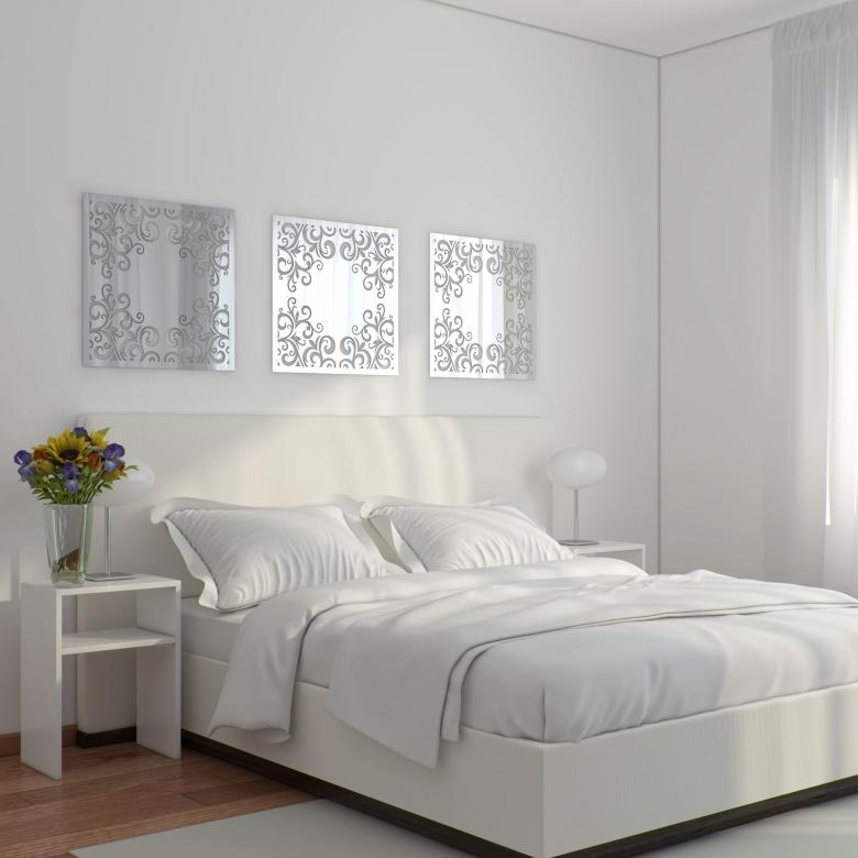 Yatak Odalarına Özel Dekoratif Ayna Modelleri 5