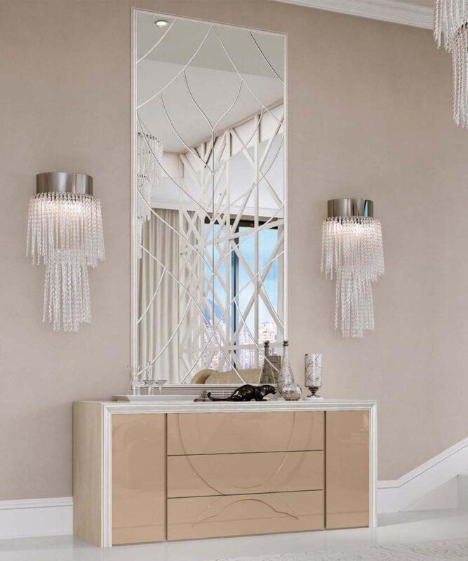 Yatak Odalarına Özel Dekoratif Ayna Modelleri 9